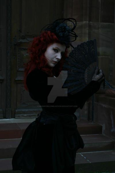Dark Victorian 2 by MADmoiselleMeliStock