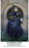 Steampunk Lady Stock