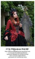 Vampire Queen Stock Gothic 004