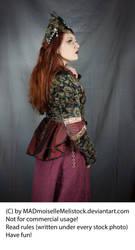 Medieval Fantasy Priestress Stock 005