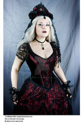 Russian Gothic Tale 001 Stock