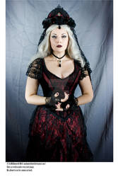 Russian Gothic Tale 003 Stock