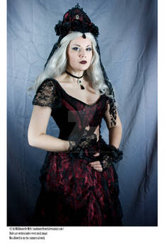 Russian Gothic Tale 005 Stock