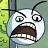 Mr. Video Memes Surprised Emote by Junited