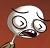 Mr Video Games Scared Emote