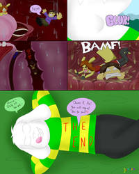 [AT] Asriel's Rough Play = Part 3 by Junited