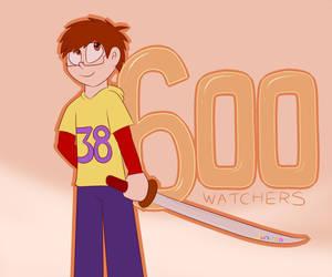 600 Watchers by Junited