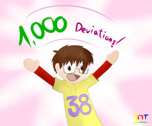 1000 Deviations! by Junited