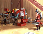 Team Fortress 2 - On Defense