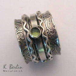 Harmony Wave Twiddle Ring by kimistry3