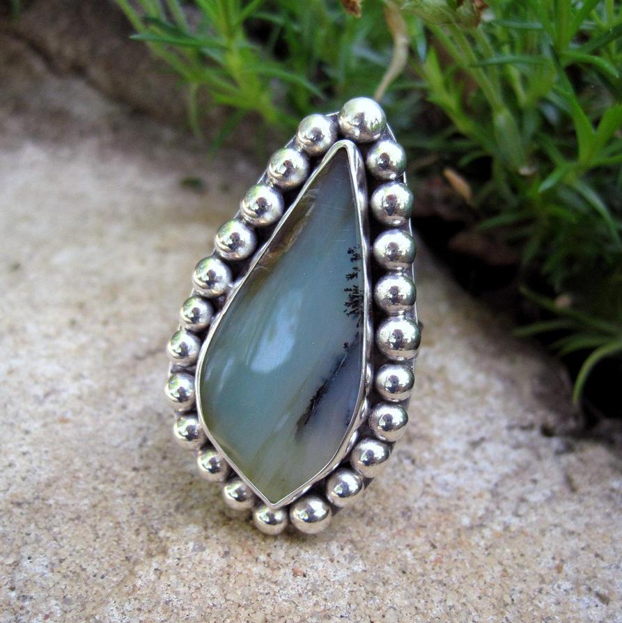 Big Shot Peruvian Ring by kimistry3