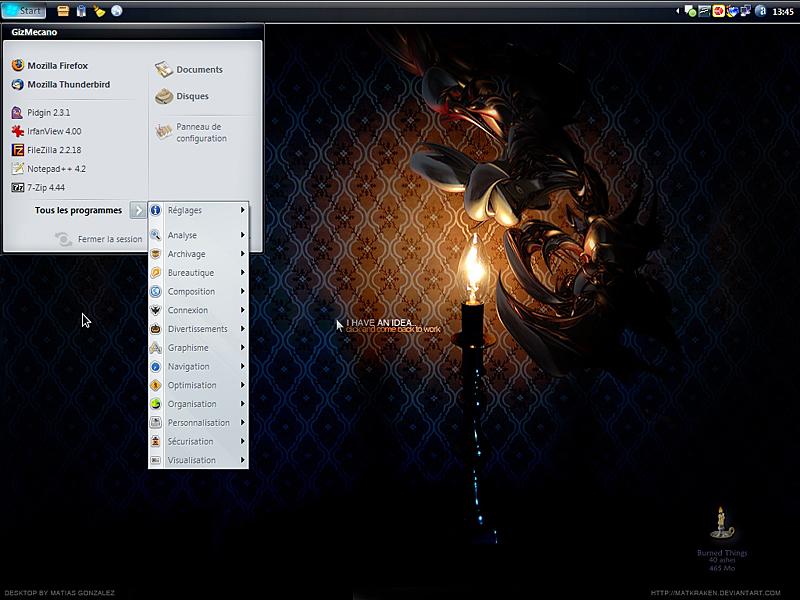 GizTop 8.1 : Esperando la luz by GizMecano