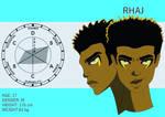 Rhaj Character Bio (Exodus)
