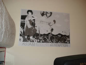 Kimi to iu Hana- on my wall by rith-sv