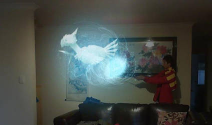 my patronus is a chocobo