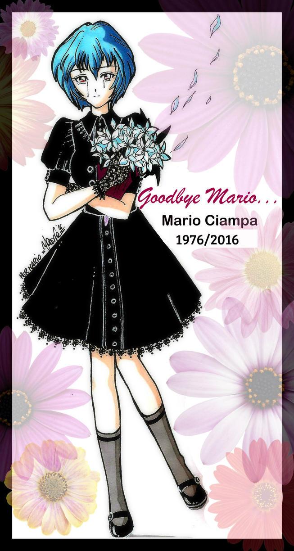 For my friend Mario... by IlariaSometimes