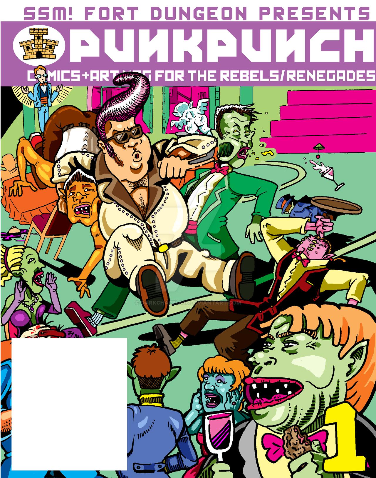 Punkpunch : Chris Benoit by darkchapel666