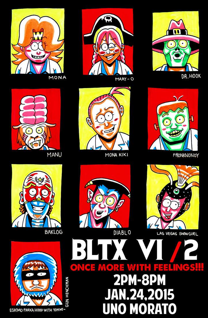 BLTX With Feelings by darkchapel666