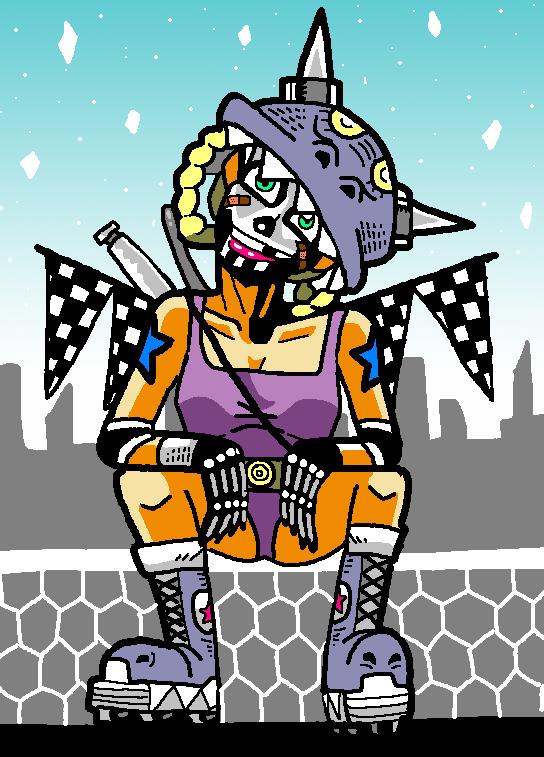 Honeycomb Robust by darkchapel666