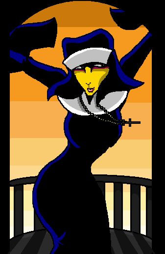 Nun Of The Above by darkchapel666