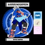 DD05 - WarrInugamon
