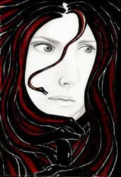 Medusa by IsMiseKate