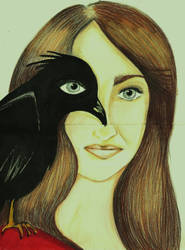 Bird's Eye by IsMiseKate