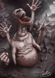 Dead Hand by Cometicon