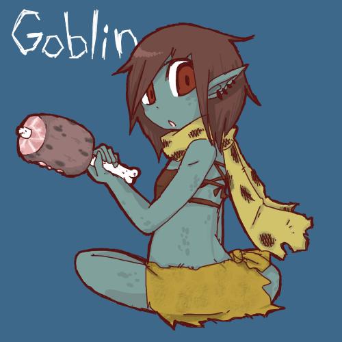 Une embuscade en campagne de la capitale Goblin_girl_by_buchi0122