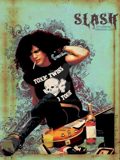 Slash by El-Cadejos