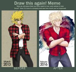 Draw it again!