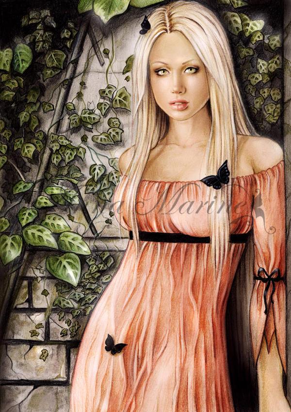 Keep my secret well... by Anna-Marine