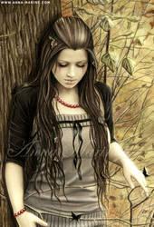 Breath of autumn by Anna-Marine