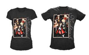'Circus' design for Nightwish by Anna-Marine