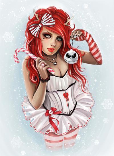 Merry Xmas! by Anna-Marine