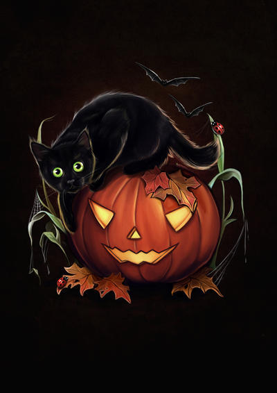Halloween by Anna-Marine