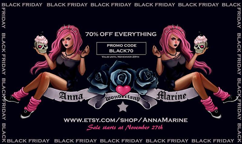 Black Friday Countdown by Anna-Marine