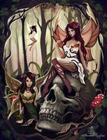 Fairies by Anna-Marine