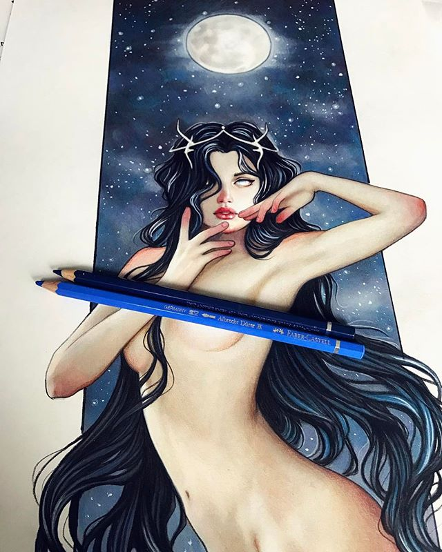 Stellar by Anna-Marine