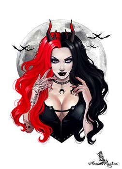 Ash Costello (New Years Day)