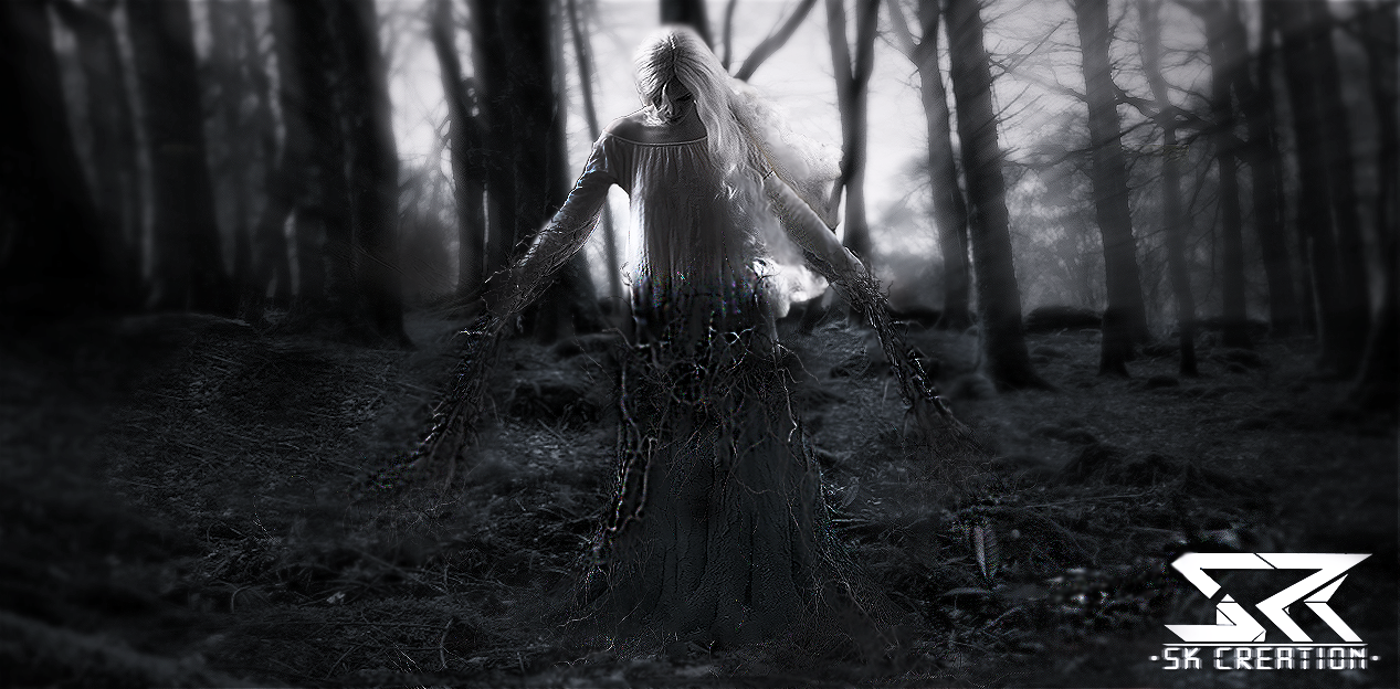 Queen Of Nature by SKcreation