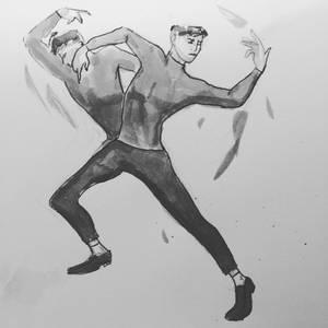 Inktober#1- Swift