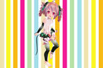Tda Chibi Teto - NOW WITH PHYSICS! - Download