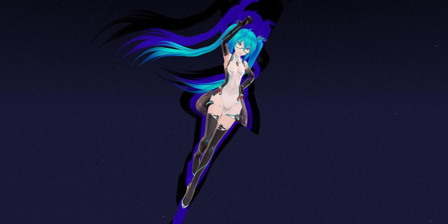 Tda Racing Miku - Download by YamiSweet