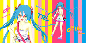 TRL Miku (Appearance) Download