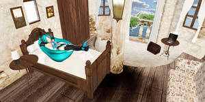 La Toscana bedroom