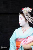 Maiko - Geisha in training by lady-iguana