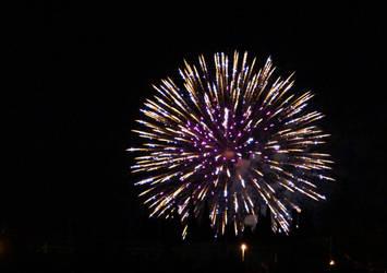 Faraway Fireworks - Second by GiuseppeTria