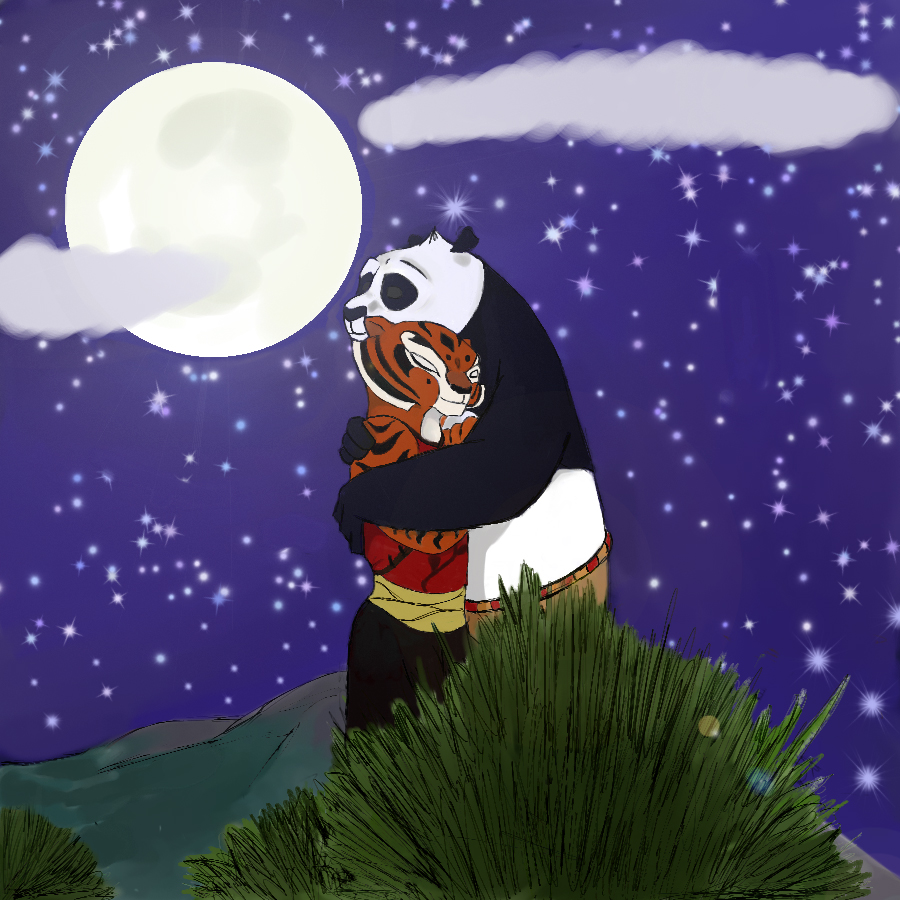 Video - The Life of Po and Tigress | Love Interest Wiki
