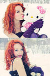 Lolita Kitty Kiss